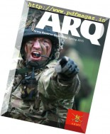 Army Reserve Quarterly - Spring 2015