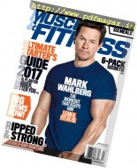Muscle & Fitness USA - January 2017