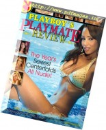 Playboy's Playmate Review - 2009