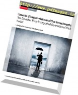 The Economist (Intelligence Unit) - Towards disaster-risk sensitive investments 2016