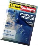 Alaska Business Monthly - December 2016