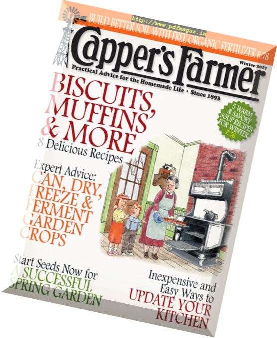 Capper's Farmer - Winter 2017