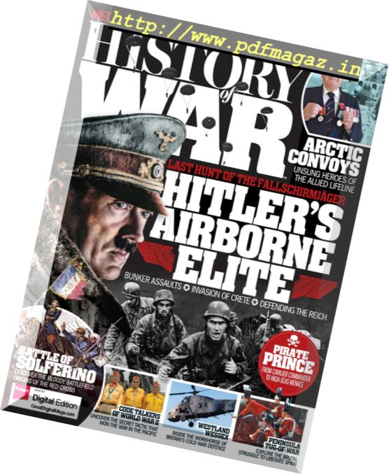 History of War - Issue 37, 2016