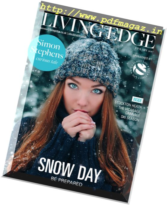 Living Edge - January 2017