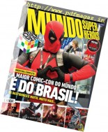 Mundo dos Super-Herois - Dezembro 2016
