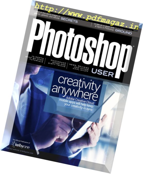 Photoshop User - February 2016