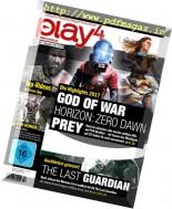 Play4 Germany - Februar 2017