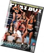 Playboy Mexico - Enero 2017