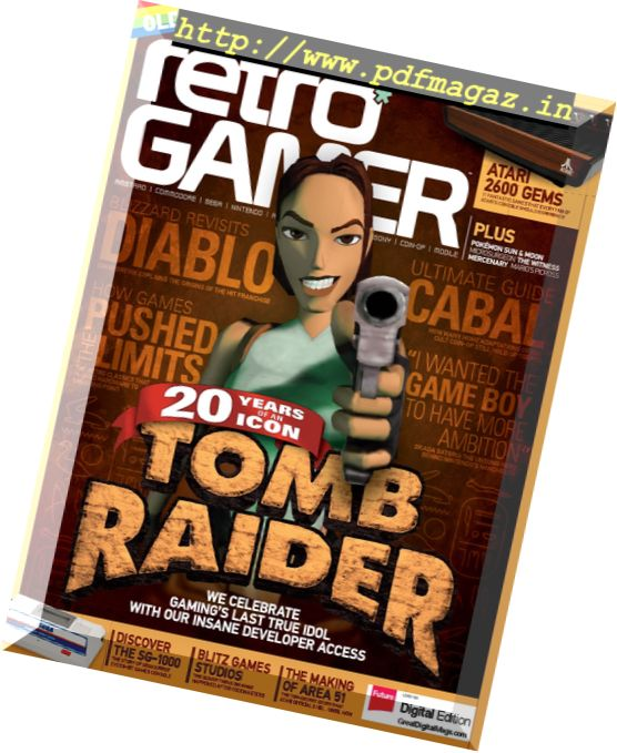 Retro Gamer UK - Issue 163, 2016