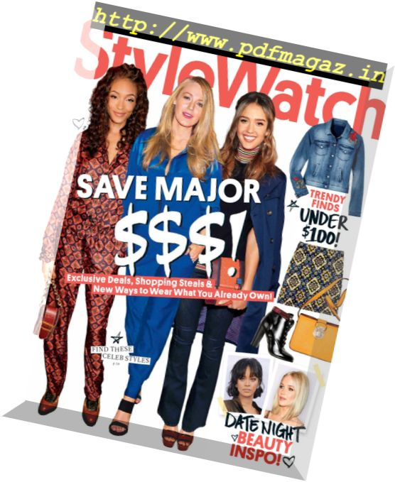 Stylewatch - February 2017
