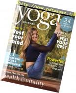 Yoga Journal USA - January-February 2017