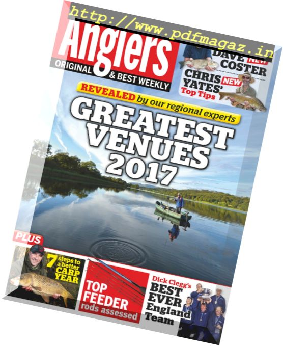 Angler's Mail - 3 January 2017
