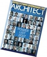 Architect Middle East - January 2017