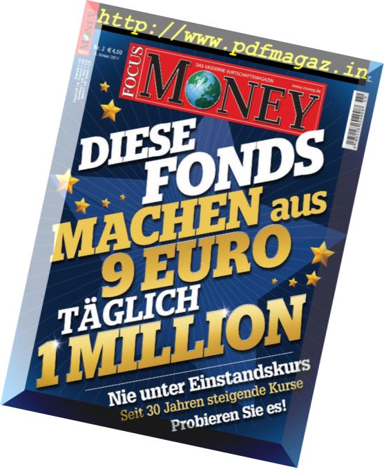 Focus Money - 4 Januar 2017