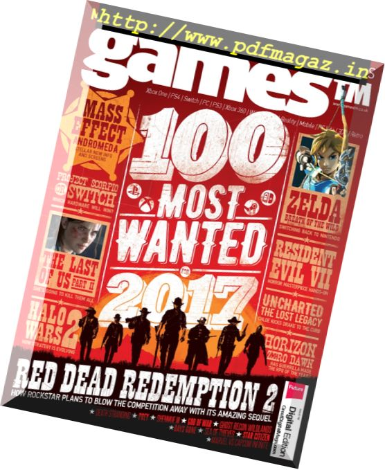 gamesTM - Issue 182, 2016