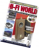 Hi-Fi World - February 2017