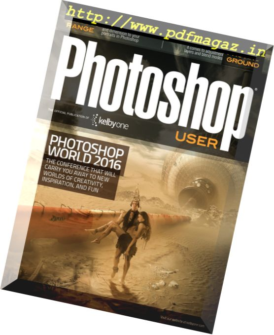 Photoshop User - March 2016