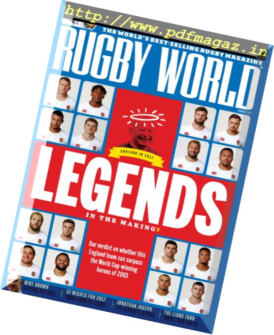 Rugby World - February 2017