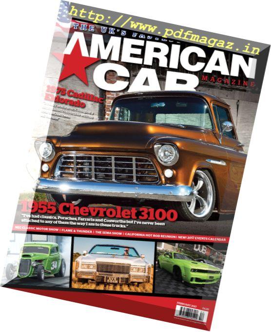American Car - February 2017