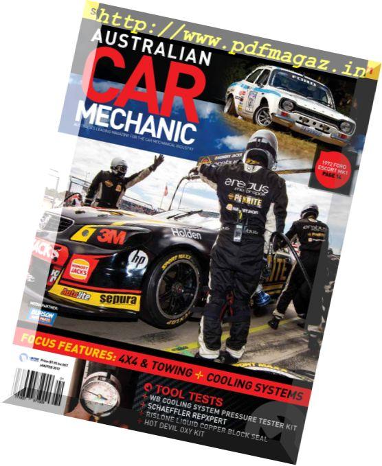 Australian Car Mechanic - January-February 2017