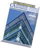 Commercial Architecture - December 2016
