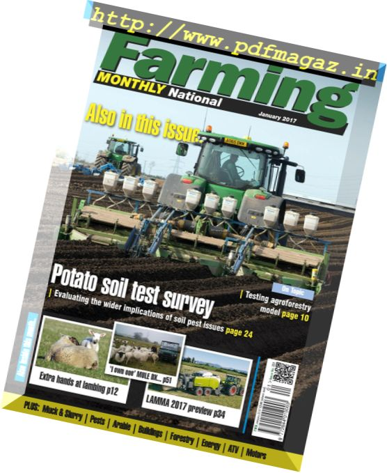 Farming Monthly National - January 2017