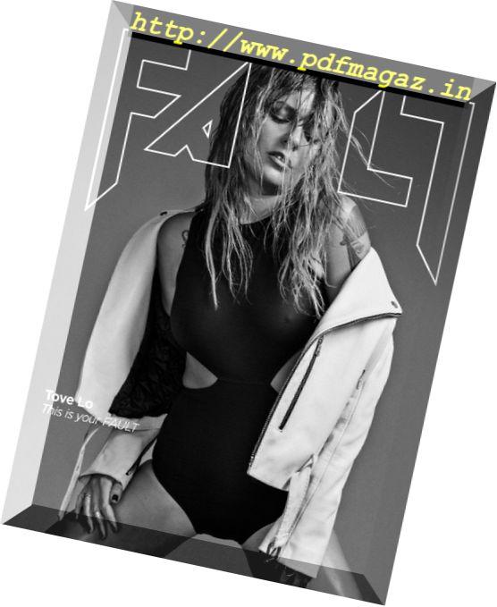 Fault Magazine - Issue 24, 2017