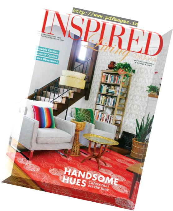 Inspirped Living Omaha - January-February 2017