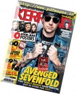 Kerrang! - 7 January 2017