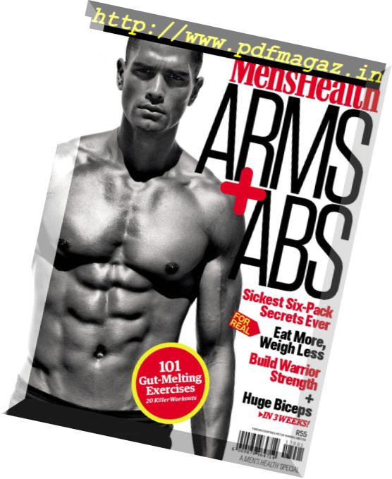 Men's Health South Africa - Guide to Arms + ABS 2017