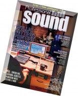 Professional Sound - December 2016