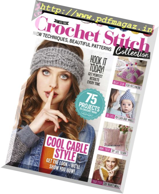 Simply Crochet - Crochet Stitch Collection 2017