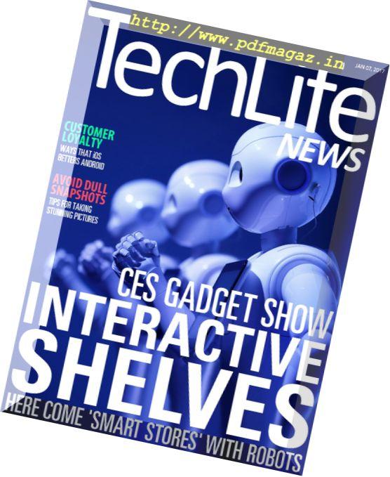 Techlife News - 7 January 2017