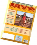 The American Poetry Review - January-February 2017