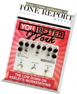 Tone Report Weekly - Issue 161, 6 January 2017