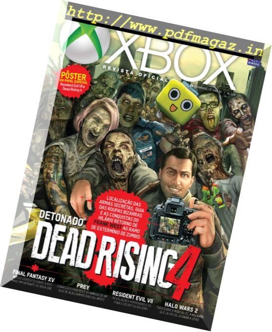 Xbox Brazil - Ed. 128, Janeiro 2017