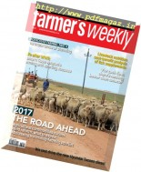 Farmer's Weekly - 6 January 2017