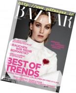 Harper's Bazaar Germany - Februar 2017