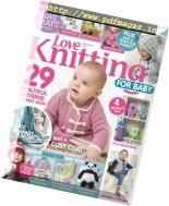 Love Knitting for Baby - February 2017