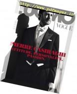 L'Uomo Vogue - Gennaio 2017