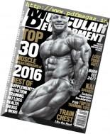 Muscular Development - January 2017