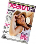 Nature & Health - Annual Guide 2017