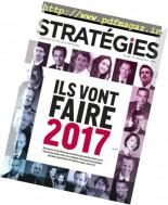 Strategies - 5 Janvier 2017