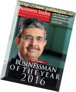Business India - 2 January 2017