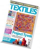 Down Under Textiles - Issue 26, 2016