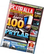 PC Far Alla - December 2016 - Januari 2017