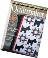 Quiltmaker - September-October 2016