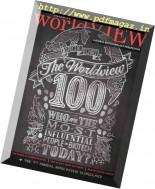 Scientific American - World View 2015
