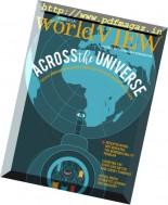 Scientific American - World View 2016