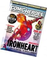 Comic Heroes - Janaury 2017